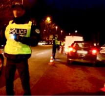 Le conducteur en état d'ivresse est arrêté pour avoir grillé un feu rouge à Bonsecours, près de Rouen