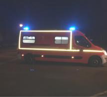 Eure : un scooter et un tracteur se percutent à Gournay-le-Guérin, un blessé grave