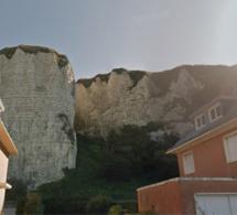 Accident ou suicide ? : un homme meurt en chutant de la falaise à Dieppe