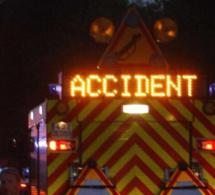 Eure : un mort et un blessé grave dans un accident de la route ce matin à Ivry-la-Bataille