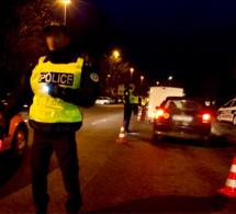 Yvelines : trois cambrioleurs arrêtés dans une voiture volée après une course-poursuite
