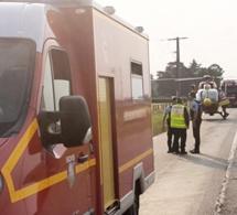 Une voiture percute un arbre près de Beaumont-le-Roger, le conducteur dans un état grave
