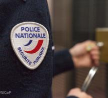 Le concubin violent a été placé fin garde à vue au commissariat du Havre - Illustration