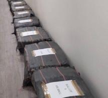 Plus d'une tonne de cocaïne saisie sur le port du Havre : la plus grosse prise de l'année