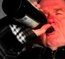 Près du Havre, le cambrioleur vide sur place des bouteilles d'alcool et ne retrouve pas la sortie