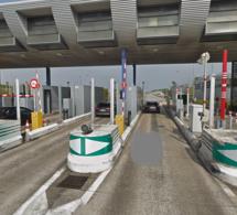 Des «gilets jaunes» interpellés pour dégradations au péage de l'A14 à Montesson (Yvelines)