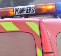 Yvelines : le trafic des trains interrompu à cause d'un feu de végétaux à Porcheville