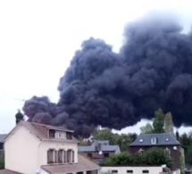 Incendie de Lubrizol à Rouen : le ministre de l'Agriculture aux côtés des agriculteurs en Seine-Maritime