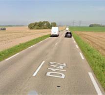 Un adolescent trouve la mort à moto dans un accident de la route à Ouville-l'Abbaye