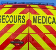 Seine-Maritime : une conductrice blessée grièvement dans un accident de la route à Yébleron