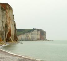 Seine-Maritime : le corps sans vie d'un jeune homme retrouvé au pied d'une falaise, près d'Etretat