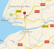 L'accident sur l'A29 près du Havre fait un mort et trois blessés