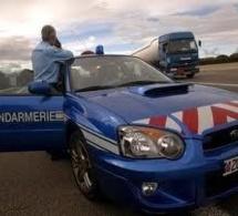 Plus de 400 dépistages d'alcoolémie et de stupéfiants entre Barentin et Rouen