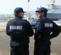 Les douaniers de Dieppe saisissent une cargaison de cigarettes de contrebande