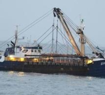 Police des pêches : 17 tonnes de coquilles saisies au large de Ouistreham