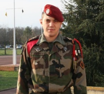 Soldat tué au Mali : l'hommage de la Nation à Cédric Charenton, 26 ans