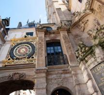 Seine-Maritime : le Gros Horloge et le musée de l'horlogerie fêtent l'heure d'été