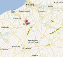 Une femme de 64 ans tuée et deux blessés graves dans un face-à-face entre Fécamp et Goderville