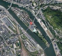 La ville de Rouen se penche sur l'avenir de l'île Lacroix en concertation avec ses habitants