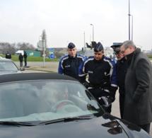 Insécurité routière : le préfet promet d'être extrêmement ferme sur la répression