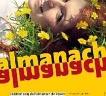 L'édition 2013 de l'Almanach de la Ville de Rouen vient de sortir