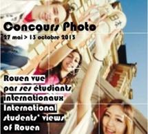 """Concours photo : """"Rouen vu par ses étudiants internationaux"""""""