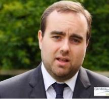 Sébastien Lecornu (UMP) officiellement candidat à la mairie de Vernon