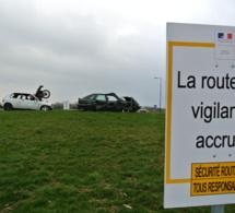 """Insécurité routière : """"aucune tolérance"""" pour les infractions graves, prévient le préfet de Seine-Maritime"""