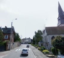 Seine-Maritime : un homme de 80 ans écrasé par un poids lourd à Duclair