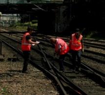 Vérification des éclisses : cinq-cents cheminots volontaires mobilisés, selon la SNCF
