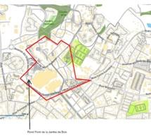 Travaux au rond-point de la Jambe de bois au Havre: coupure d'eau et circulation interrompue