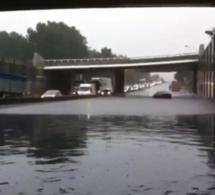 Pluies torrentielles et rafales de vent : l'agglomération de Rouen sous 50 mm d'eau