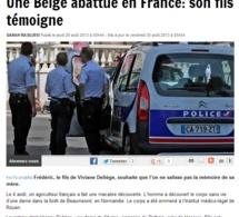 Assassinat de Viviane Deliège : le fils réfute les informations comme quoi sa mère se prostituait