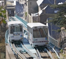 Le Havre : 500 passagers dans le funiculaire dès le premier dimanche !