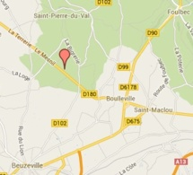 Un automobiliste tué dans une collision avec un semi-remorque à Saint-Pierre-du-Val