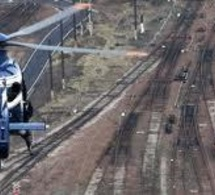 Une équipe de voleurs mise en fuite par la police ferroviaire