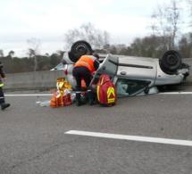 Sécurité routière : moins de morts et de blessés sur les routes de Seine-Maritime