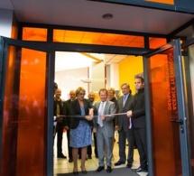Marylise Lebranchu a inauguré l'Agence Technique Départementale
