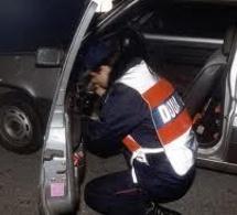 Interpellé sur l'A13 avec 1 kilo d'héroïne dans sa voiture
