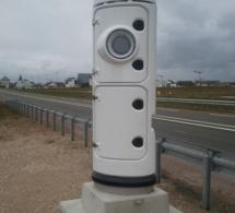 Seine-Maritime : La borne écotaxe de Bouville a eu chaud