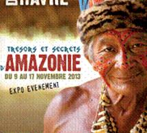 Foire du Havre : les enfants à la rencontre de Kisibi, chef de la tribu des Desana