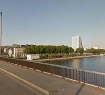 Le candidat au suicide voulait se jeter d'un pont à Rouen : sauvé in extremis par les policiers