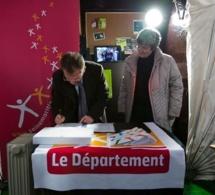 Benoît Hamon à Rouen pour encourager l'économie sociale et solidaire