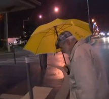 Le Havre : La distribution de parapluies fluo reportée au 2 décembre