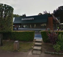 Hold-up chez Mc Donald's à Bernay : le malfaiteur vide le coffre-fort