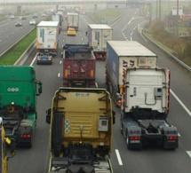 Manifestation des transporteurs routiers : un samedi bien noir en perspective en région parisienne