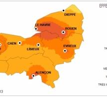 Encore une alerte à la pollution de l'air ce jeudi en Haute-Normandie
