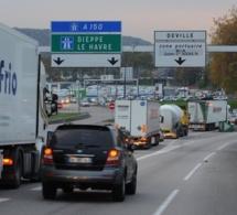 Trop d'accidents sur l'A150 : Yvon Robert réclame une limitation de la vitesse