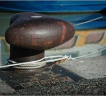Acte de malveillance à Rouen : Une barge heurte un pilier du pont Guillaume-le-Conquérant