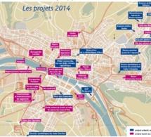 Découvrez les grands chantiers de la ville de Rouen pour 2014